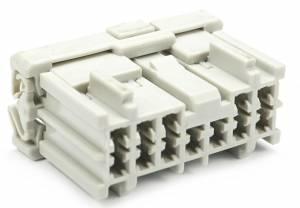 Connectors - 12 Cavities - Connector Experts - Normal Order - CET1242F