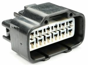Connectors - 12 Cavities - Connector Experts - Normal Order - CET1243