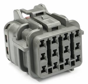 Connectors - 12 Cavities - Connector Experts - Normal Order - CET1245