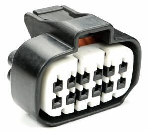 Connectors - 12 Cavities - Connector Experts - Normal Order - CET1246