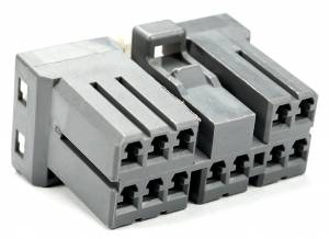 Connectors - 12 Cavities - Connector Experts - Normal Order - CET1251F