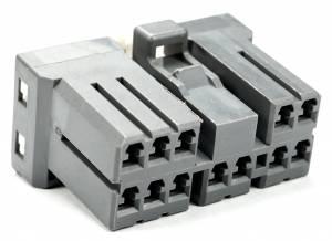 Connectors - 12 Cavities - Connector Experts - Normal Order - CET1251F