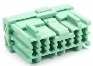Connectors - 12 Cavities - Connector Experts - Normal Order - CET1252