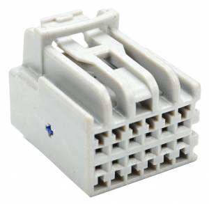 Connectors - 12 Cavities - Connector Experts - Normal Order - CET1253