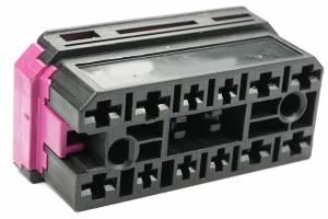 Connectors - 12 Cavities - Connector Experts - Normal Order - CET1254