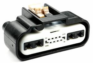 Connectors - 12 Cavities - Connector Experts - Normal Order - CET1256
