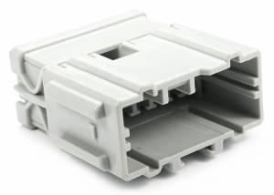Connectors - 12 Cavities - Connector Experts - Normal Order - CET1242M
