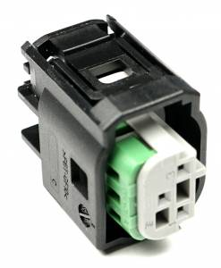 Connectors - 3 Cavities - Connector Experts - Normal Order - CE3056