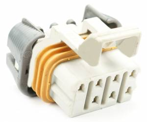 Connectors - 7 Cavities - Connector Experts - Normal Order - CE7020F