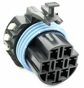Connectors - 7 Cavities - Connector Experts - Normal Order - CE7014F