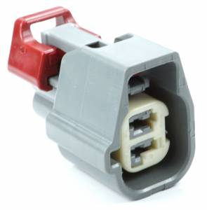 Connectors - 2 Cavities - Connector Experts - Normal Order - CE2013