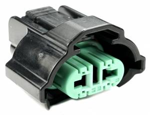 Connectors - 2 Cavities - Connector Experts - Normal Order - CE2017