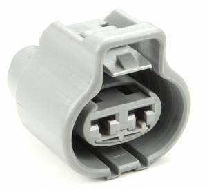 Connectors - 2 Cavities - Connector Experts - Normal Order - CE2024F