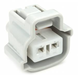 Misc Connectors - 2 Cavities - Connector Experts - Normal Order - Back-Up Light