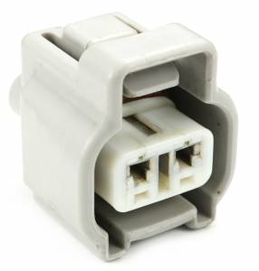 Connectors - 2 Cavities - Connector Experts - Normal Order - CE2032F