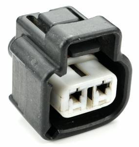 Connectors - 2 Cavities - Connector Experts - Normal Order - CE2027