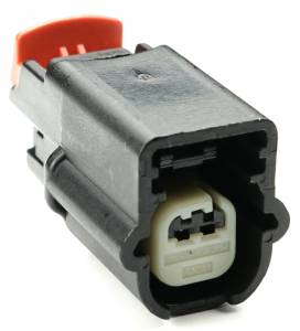 Connectors - 2 Cavities - Connector Experts - Normal Order - CE2041