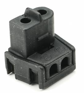 Connectors - 2 Cavities - Connector Experts - Normal Order - CE2060