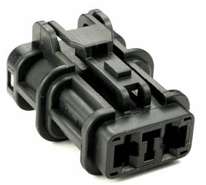 Connectors - 2 Cavities - Connector Experts - Normal Order - CE2047F