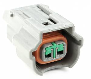 Connectors - 2 Cavities - Connector Experts - Normal Order - CE2061