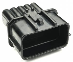 Misc Connectors - 10 Cavities - Connector Experts - special Order 200 - Inline - To Rear Parking Harness