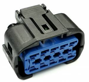 Misc Connectors - 10 Cavities - Connector Experts - Special Order 100 - Inline - From Rear Parking Harness