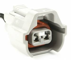 Connectors - 2 Cavities - Connector Experts - Normal Order - CE2063