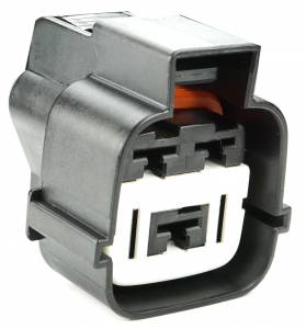 Connectors - 3 Cavities - Connector Experts - Normal Order - CE3008F