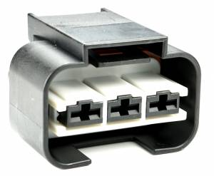 Connectors - 3 Cavities - Connector Experts - Normal Order - CE3040