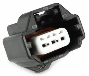 Connectors - 3 Cavities - Connector Experts - Normal Order - CE3019