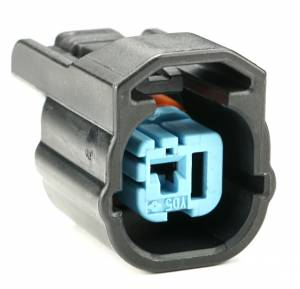 Connectors - 1 Cavity - Connector Experts - Normal Order - CE1001