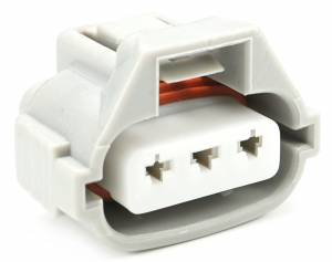 Connectors - 3 Cavities - Connector Experts - Normal Order - CE3007