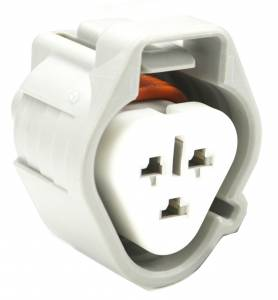 Connectors - 3 Cavities - Connector Experts - Normal Order - CE3006F