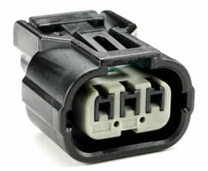 Connectors - 3 Cavities - Connector Experts - Normal Order - CE3001