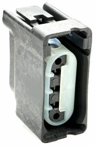 Connectors - 3 Cavities - Connector Experts - Normal Order - CE3004