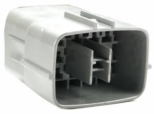 Connectors - 14 Cavities - Connector Experts - Special Order 100 - CET1424M