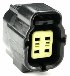Connectors - 4 Cavities - Connector Experts - Normal Order - CE4016F