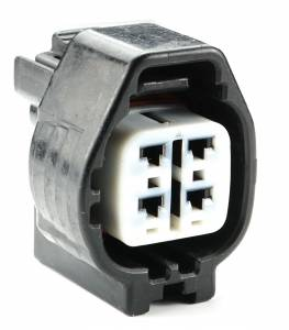 Connectors - 4 Cavities - Connector Experts - Normal Order - CE4004F