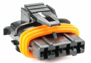 Connectors - 4 Cavities - Connector Experts - Normal Order - CE4017