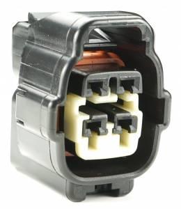 Misc Connectors - 4 Cavities - Connector Experts - Normal Order - Oxygen Sensor (B2S2)
