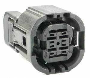 Connectors - 4 Cavities - Connector Experts - Normal Order - CE4070