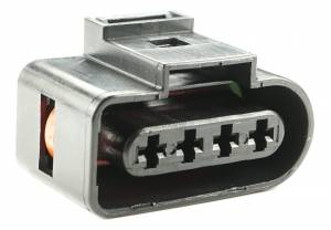 Connectors - 4 Cavities - Connector Experts - Normal Order - CE4072