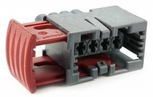 Connectors - 4 Cavities - Connector Experts - Normal Order - CE4009