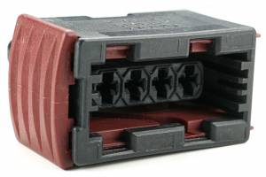 Connectors - 4 Cavities - Connector Experts - Normal Order - CE4010