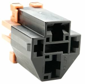 Connectors - 4 Cavities - Connector Experts - Normal Order - CE4021