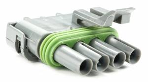 Connectors - 4 Cavities - Connector Experts - Normal Order - CE4043
