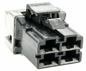 Connectors - 4 Cavities - Connector Experts - Normal Order - CE4023
