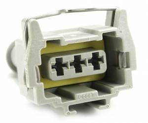Connectors - 3 Cavities - Connector Experts - Normal Order - CE3012