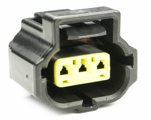 Connectors - 3 Cavities - Connector Experts - Normal Order - CE3009