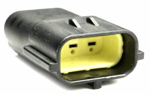 Connectors - 3 Cavities - Connector Experts - Normal Order - CE3038M